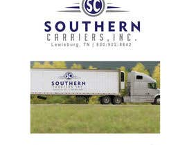 #28 for Logo Design for Southern Carriers Inc by SteveReinhart
