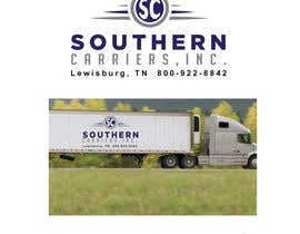 #43 for Logo Design for Southern Carriers Inc af SteveReinhart