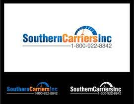 #44 para Logo Design for Southern Carriers Inc por jummachangezi