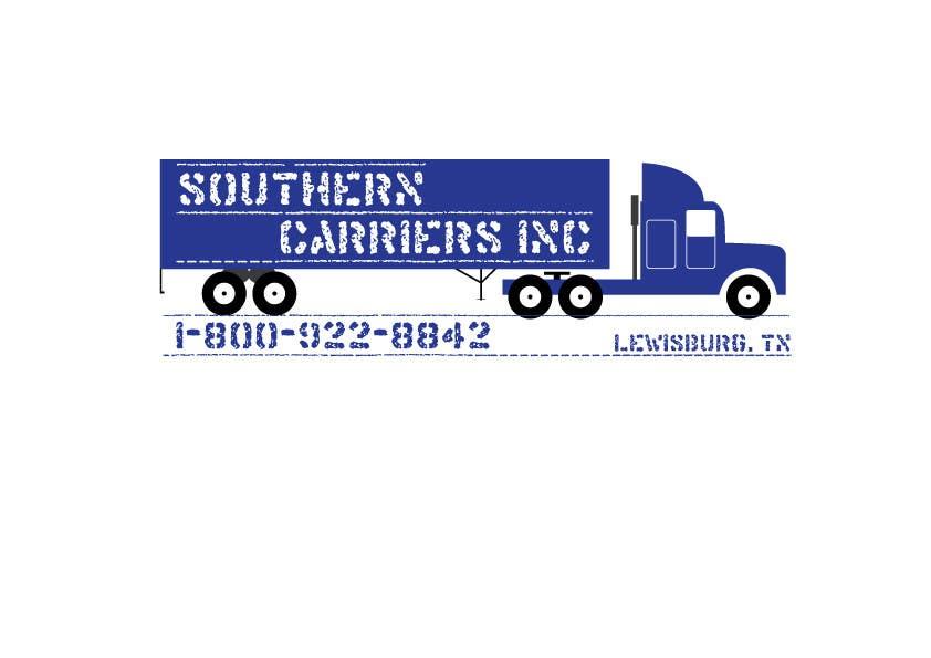 Inscrição nº 12 do Concurso para Logo Design for Southern Carriers Inc