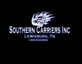 #56 para Logo Design for Southern Carriers Inc por kalderon