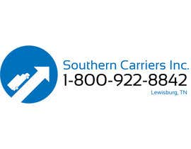 #61 para Logo Design for Southern Carriers Inc por genomer