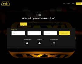 nº 4 pour Design a Website Mockup par amrapalikamble