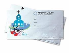 #12 para Need a Modern Offering Envelopes Design de asfiaasa