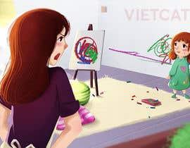 vietcatscontact tarafından Children's Book Illustration için no 36