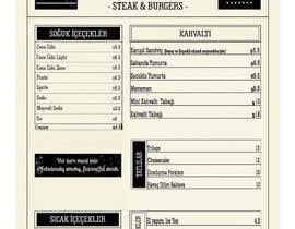 alovestar62 tarafından Modify already designed menu with new prices and alter some changes için no 14