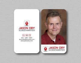 #15 for CREATIVE, BEAUTIFUL, STANDOUT BUSINESS CARD WITH LOGO DESIRED by BikashBapon