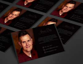 #7 for CREATIVE, BEAUTIFUL, STANDOUT BUSINESS CARD WITH LOGO DESIRED by renanbonin