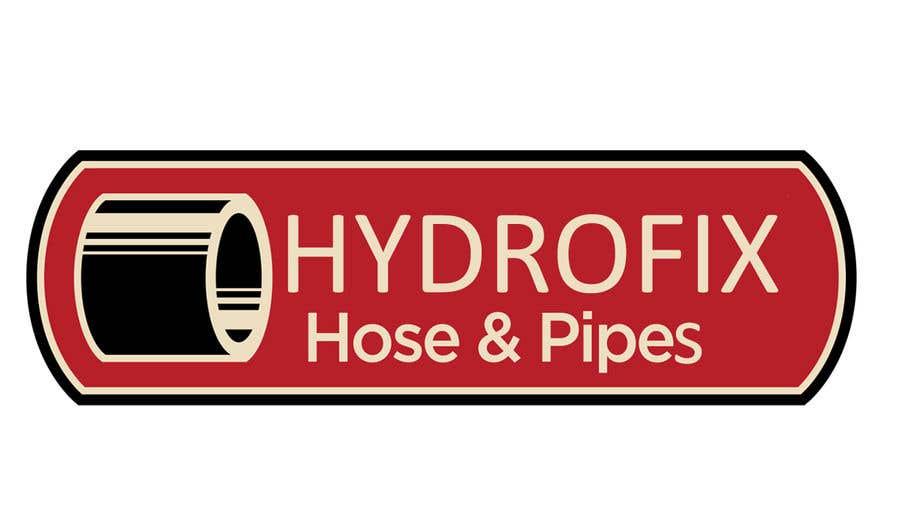 Kilpailutyö #                                        44                                      kilpailussa                                         Logo Design for a Hydraulic Hose Fitting Company