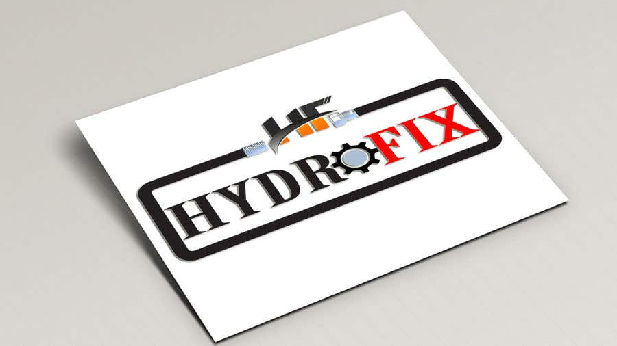 Kilpailutyö #                                        49                                      kilpailussa                                         Logo Design for a Hydraulic Hose Fitting Company