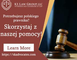 #20 for Banners for a law company by sannanv
