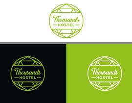 #91 for Thousands Hostel [Logo Contest] by designervsh