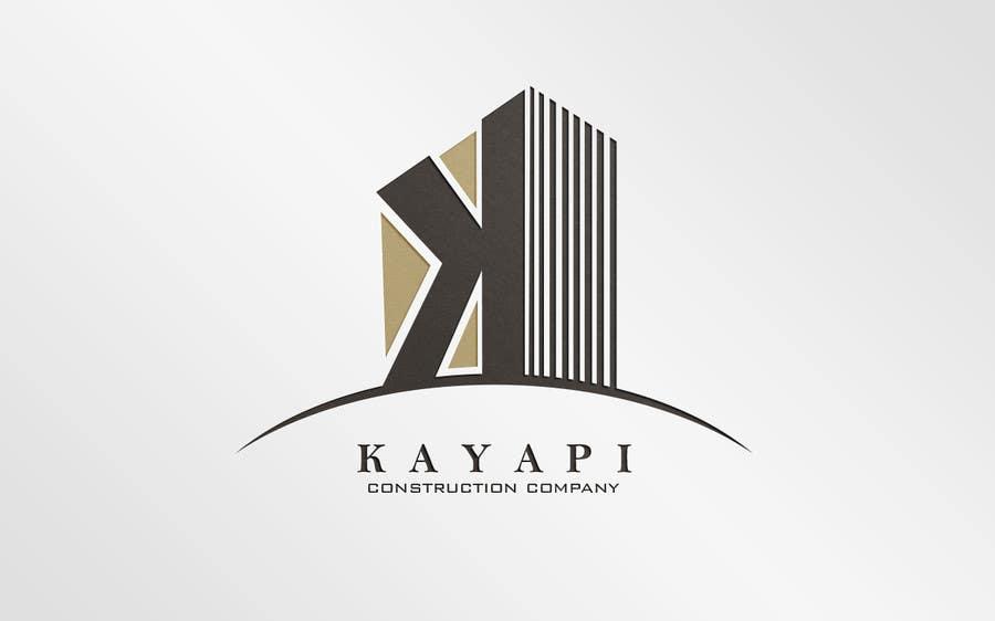 Penyertaan Peraduan #                                        24                                      untuk                                         Design a logo for our construction company