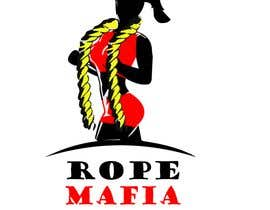 Nro 45 kilpailuun logo for rope mafia käyttäjältä adnanmagdi