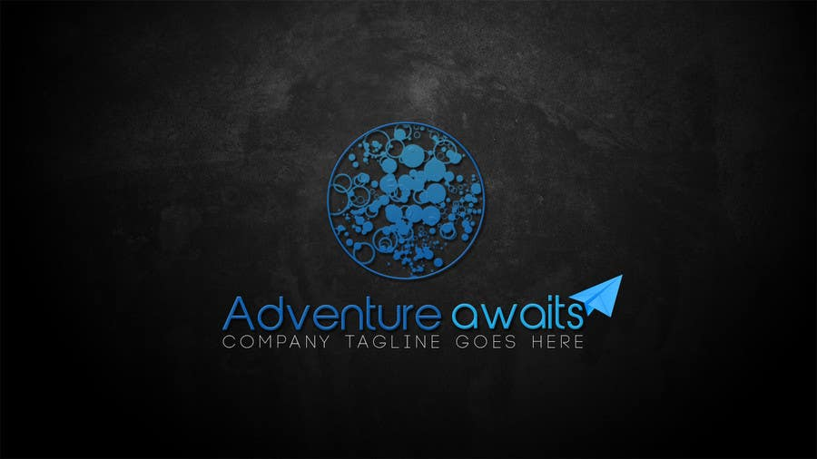 "Kilpailutyö #                                        54                                      kilpailussa                                         Design a Logo for a Family Adventure Company ""Adventure Awaits"""