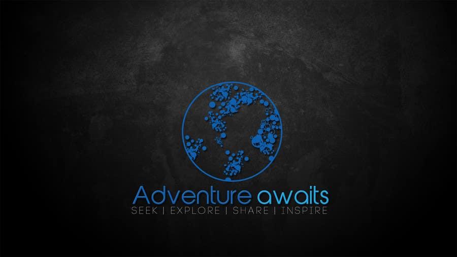 "Kilpailutyö #                                        101                                      kilpailussa                                         Design a Logo for a Family Adventure Company ""Adventure Awaits"""
