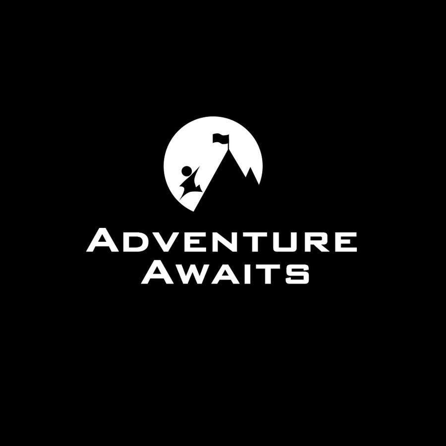 "Kilpailutyö #                                        26                                      kilpailussa                                         Design a Logo for a Family Adventure Company ""Adventure Awaits"""