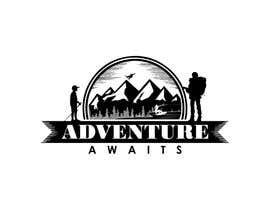 "Nro 87 kilpailuun Design a Logo for a Family Adventure Company ""Adventure Awaits"" käyttäjältä AWAIS0"