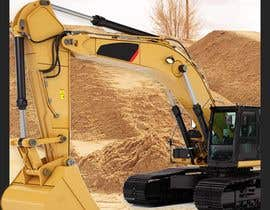 #16 for Create an ICON for Tractor Sand Excavator Operate by AbsoluteArt