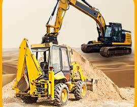 #12 for Create an ICON for Tractor Sand Excavator Operate by effieser