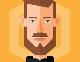 #2 for Create a Personal Avatar. (Flat Vector design) af UmerShahabAnsari