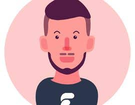#9 for Create a Personal Avatar. (Flat Vector design) af Wibowo67