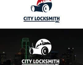 #240 for Logo Design for City Locksmith Inc. by screem7