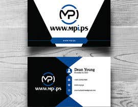 #83 for Create business card by TakePixel