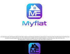 #174 for Logo for MyFlat by sixgraphix