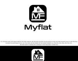 #176 for Logo for MyFlat by sixgraphix
