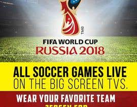 #3 for Design a Fifa World Cup Flyeer by maidang34