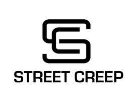 #24 for Разработка логотипа 2D Logo design Street Creep by gabrielcarrasco1