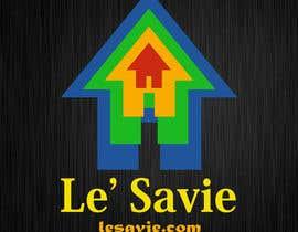 "arunkjacob007 tarafından Design a Logo for ""Le' Savie"" an upscale home goods store için no 361"