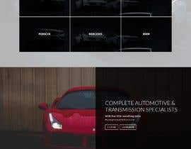 Dot09 tarafından Design a Website Mockup for car advertising website için no 10