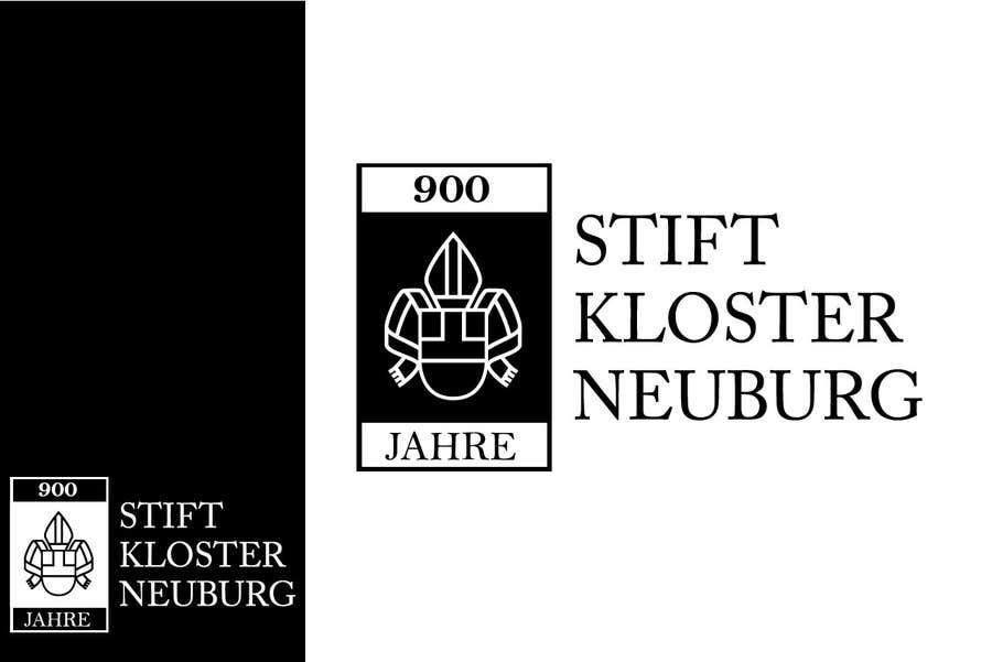 """Inscrição nº                                         50                                      do Concurso para                                         Logo Design for """"900 Jahre Stift Klosterneuburg"""""""