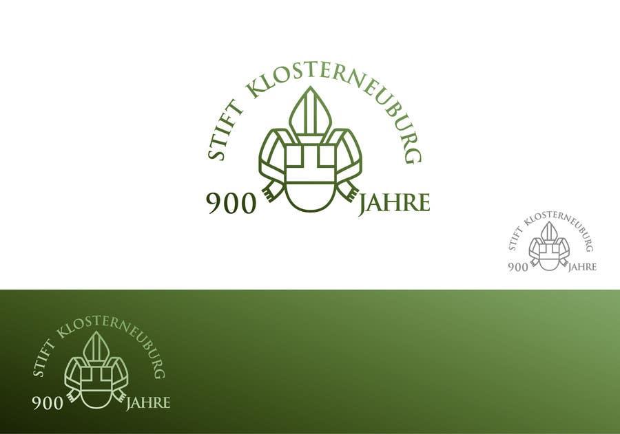 """Inscrição nº                                         7                                      do Concurso para                                         Logo Design for """"900 Jahre Stift Klosterneuburg"""""""