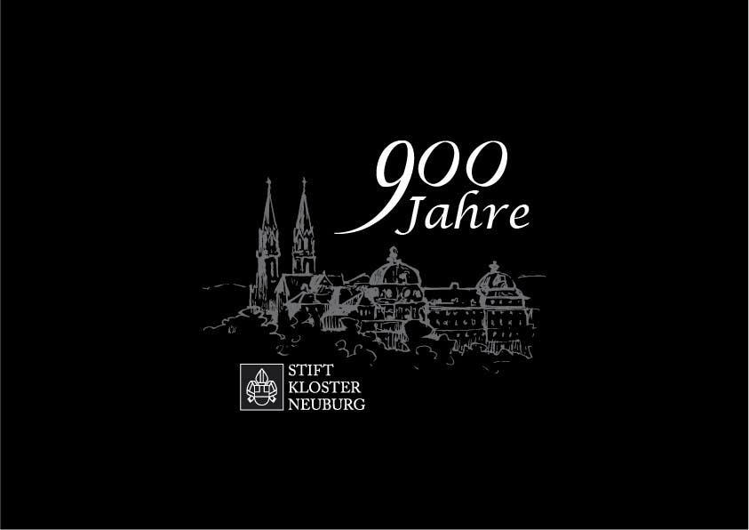"""Inscrição nº                                         23                                      do Concurso para                                         Logo Design for """"900 Jahre Stift Klosterneuburg"""""""