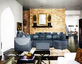 #4 para 11. Placement of Sofa in a Setting - Photoshop por ValentineGomes1