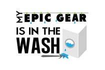 Graphic Design Конкурсная работа №31 для Gaming theme t-shirt design wanted – Epic Gear