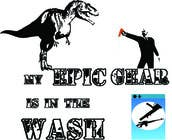 Graphic Design Contest Entry #22 for Gaming theme t-shirt design wanted – Epic Gear