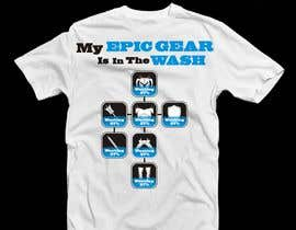 #109 para Gaming theme t-shirt design wanted – Epic Gear de WintryGrey