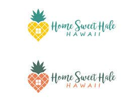 #101 for Logo for Hawaii Real Estate Company (with pineapple, heart, and house symbols) by BrilliantDesign8