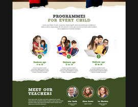 #15 for Victory Academy Web Design by happyweekend
