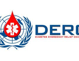 #114 for Design a Logo for DERC - Diabetes Emergency Relief Coalition by cyberlenstudio
