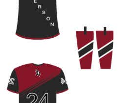 #44 for 3rd Hockey Jersey Design by anindyadas7