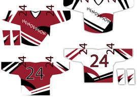#52 for 3rd Hockey Jersey Design by gavinbrand