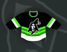 #42 for 3rd Hockey Jersey Design by phadelic