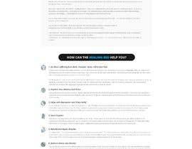 #4 untuk Website Mockup - Easy money oleh Tonmoydedesigner