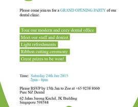 Clinic Opening Invitation Card - Best Custom Invitation ...