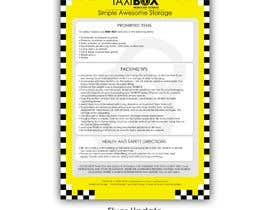 #21 para Re-Design A4 Poster de TH1511